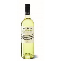 Ardèche Par Passion - blanc